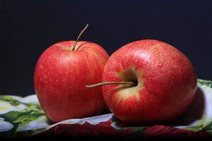 Natürliche Appetitzügler - Äpfel