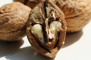 Bauchfett verlieren - Nüsse