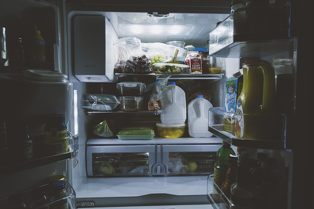 Heißhunger - Kühlschrank