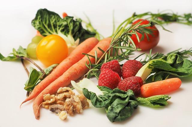 Stoffwechseldiät - Gemüse