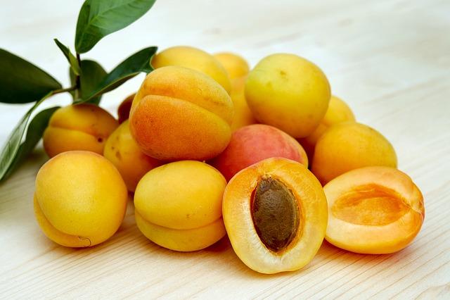 Kohlenhydrate - Aprikosen