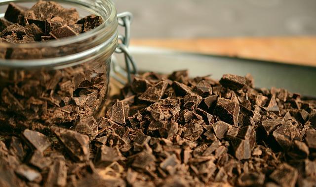 Kohlenhydrate - Schokolade