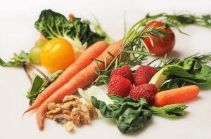 Abnehmen mit 40 - Obst und Gemüse