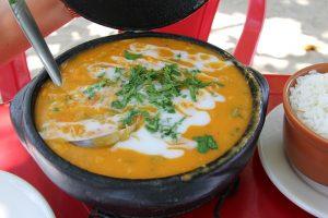 8 Stunden Essen, 16 Stunden Fasten - Suppe