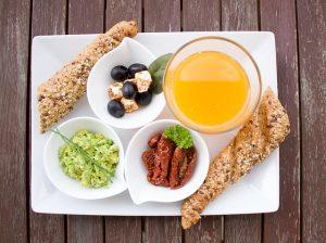Trennkost - Frühstück