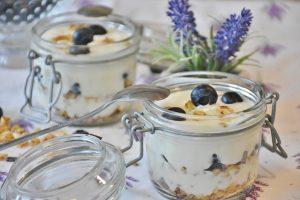 Low Sugar Diät - Joghurt