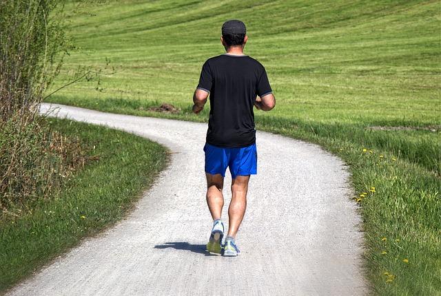 Abnehmen in 24 Stunden - Jogger