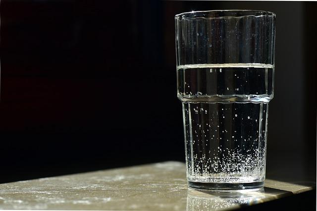 Fasten bis zum Idealgewicht - Nulldiät mit Wasser